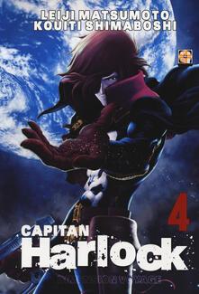 Letterarioprimopiano.it Dimension voyage. Capitan Harlock. Vol. 4 Image