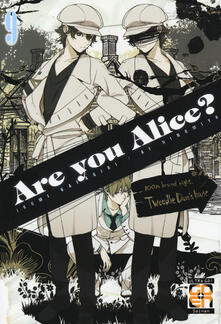 Radiospeed.it Are you Alice?. Vol. 9 Image