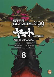 Camfeed.it Star blazers 2199. Space battleship Yamato. Vol. 8 Image