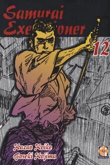 Osteriacasadimare.it Samurai executioner. Vol. 12 Image