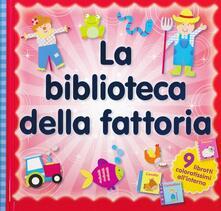 Fondazionesergioperlamusica.it La biblioteca della fattoria. Ediz. illustrata Image