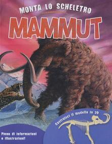 Camfeed.it Monta lo scheletro. Mammut. Con gadget Image