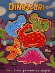 Premioquesti.it I dinosauri. Ediz. illustrata. Con gadget Image