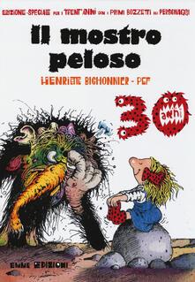 Antondemarirreguera.es Il mostro peloso. Ediz. speciale Image