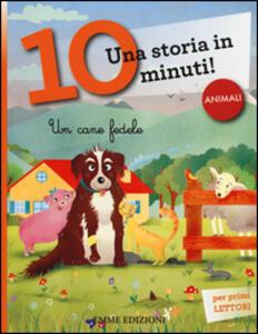 Un cane fedele. Una storia in 10 minuti!