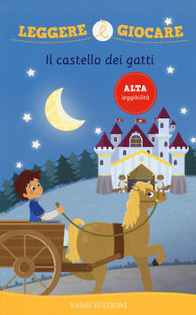Il castello dei gatti - Angela Sbandelli - copertina