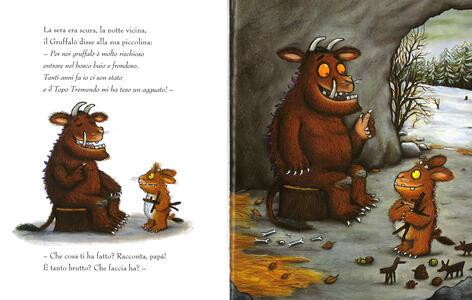 Gruffalò e la sua piccolina. Ediz. speciale - Julia Donaldson,Axel Scheffler - 2