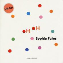 Oh, oh - Sophie Fatus - copertina