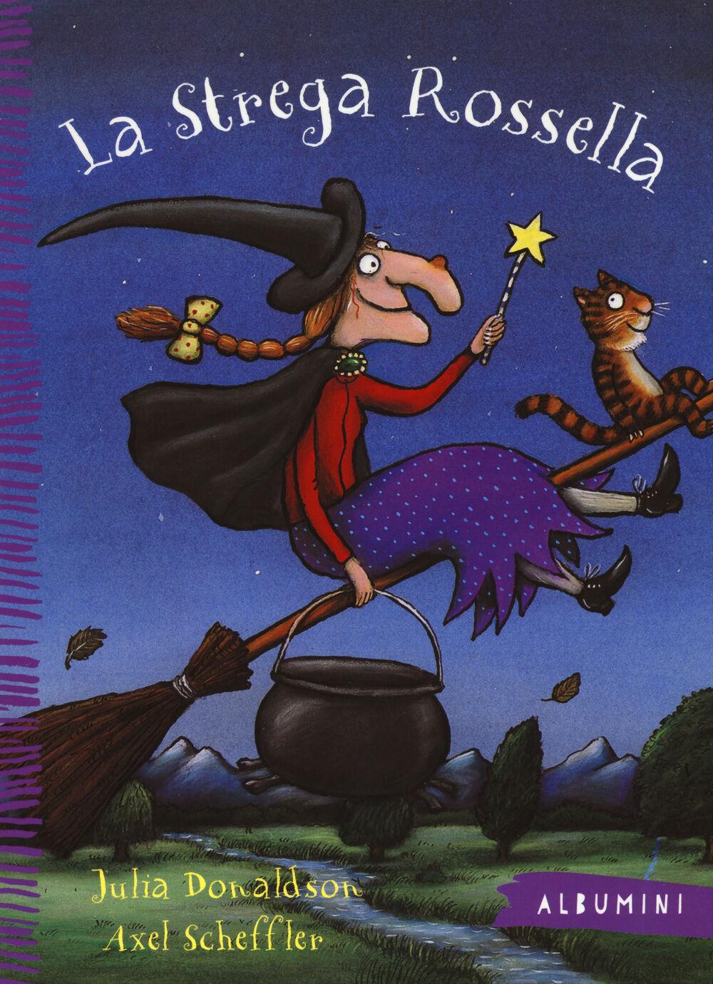 La strega Rossella