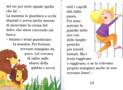 Tre leoni per sette leoni - Fabrizio Silei - 3
