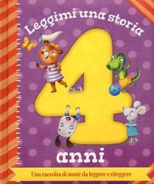 Antondemarirreguera.es Leggimi una storia. 4 anni. Ediz. illustrata Image