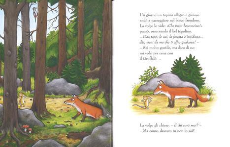 Il Gruffalò. Ediz. a colori - Julia Donaldson,Axel Scheffler - 2