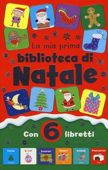 Festivalpatudocanario.es La mia prima biblioteca di Natale. Ediz. a colori Image