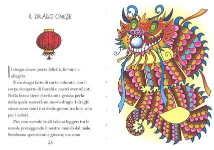 Il piccolo libro dei draghi piccoli libri mostruosi ediz - Libro immagini a colori ...