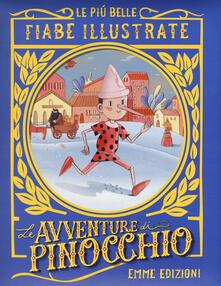 Capturtokyoedition.it Pinocchio. Le più belle fiabe illustrate. Ediz. a colori Image