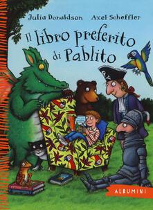 Promoartpalermo.it Il libro preferito di Pablito. Ediz. a colori Image