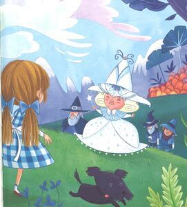 Il meraviglioso mago da Oz di L. Frank Baum. Ediz. a colori - Silvia Roncaglia - 2