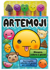 Artemoji. Con gadget - copertina