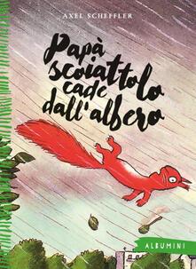Antondemarirreguera.es Papà scoiattolo cade dall'albero Image