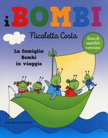 Ipabsantonioabatetrino.it La famiglia Bombi in viaggio. I Bombi. Ediz. a colori Image