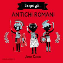 Radiospeed.it Scopri gli... antichi romani Image
