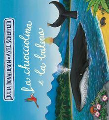 3tsportingclub.it La chiocciolina e la balena. Ediz. a colori Image