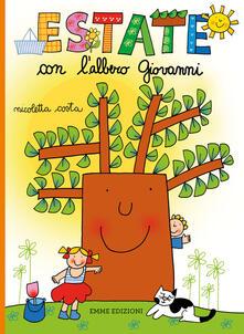 Librisulladiversita.it Estate con l'albero Giovanni. Ediz. a colori Image
