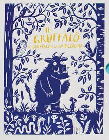 Cocktaillab.it Il Gruffalò-Gruffalò e la sua piccolina. Ediz. a colori Image