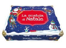 La scatola di Natale. Ediz. a colori. Con gadget - Ned Taylor - copertina