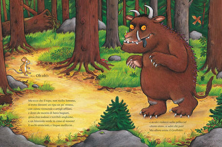 Il Gruffalò e i suoi amici. Ediz. a colori - Julia Donaldson,Axel Scheffler - 2