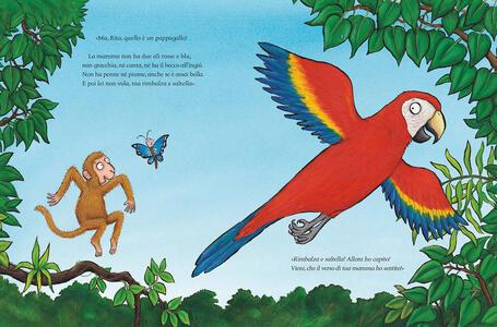 Il Gruffalò e i suoi amici. Ediz. a colori - Julia Donaldson,Axel Scheffler - 6