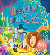Il Il meraviglioso mago di Oz di L. Frank Baum. Ediz. a colori - Roncaglia Silvia - wuz.it