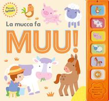 Winniearcher.com La mucca fa muu! Piccoli lettori. Ediz. a colori Image