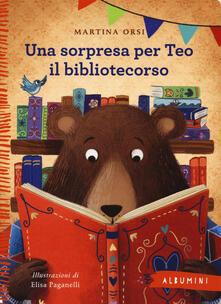 Filippodegasperi.it Una sorpresa per Teo il bibliotecorso Image