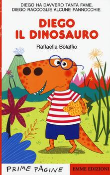 Filippodegasperi.it Diego il dinosauro. Ediz. a colori Image