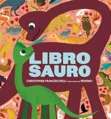 Lpgcsostenible.es Libro Sauro. Ediz. illustrata Image