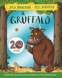 Il Il Gruffalò. 20 anni. Ediz. speciale - Donaldson Julia Scheffler Axel - wuz.it