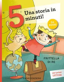Associazionelabirinto.it Frittella di re. Una storia in 5 minuti! Image