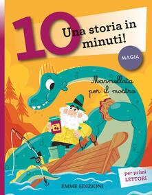 Daddyswing.es Marmellata per il mostro. Una storia in 10 minuti! Image