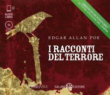 Associazionelabirinto.it Racconti del terrore. Audiolibro. 2 CD Audio. Ediz. integrale Image