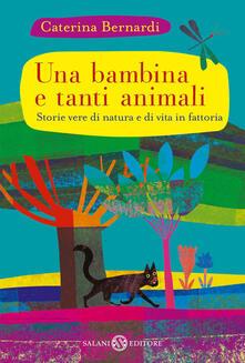 Antondemarirreguera.es Una bambina e tanti animali Image