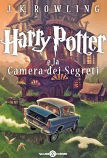 Collegiomercanzia.it Harry Potter e la camera dei segreti. Vol. 2 Image