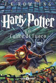 Libro Harry Potter e il calice di fuoco. Vol. 4 J. K. Rowling