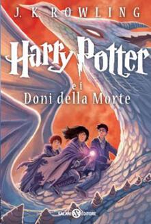 Rallydeicolliscaligeri.it Harry Potter e i doni della morte. Vol. 7 Image