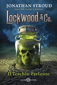 teschio parlante. Lockwood & Co.