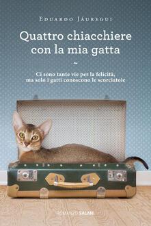 Festivalpatudocanario.es Quattro chiacchiere con la mia gatta Image