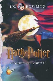 Radiospeed.it Harry Potter e la pietra filosofale. Vol. 1 Image