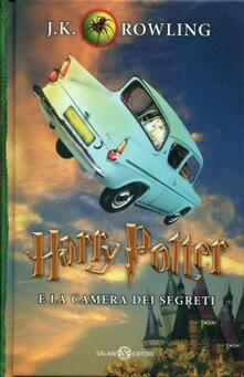 Harry Potter e la camera dei segreti. Vol. 2 - J. K. Rowling - copertina