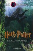 Libro Harry Potter e il calice di fuoco. Vol. 4 J. K. Rowling