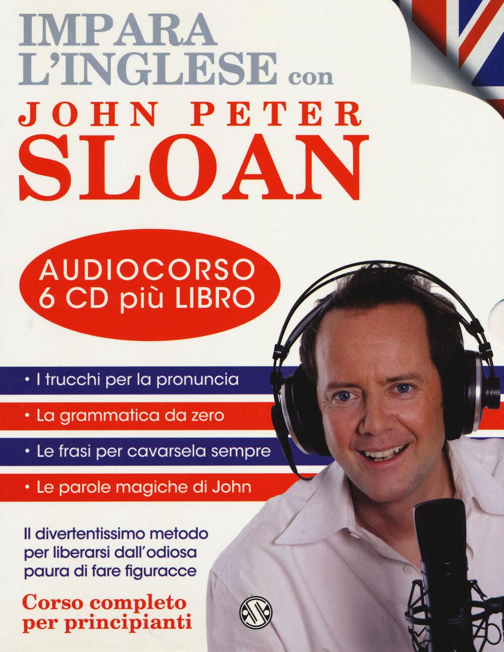 Impara l'inglese. Corso completo per principianti. 6 CD Audio. Con libro